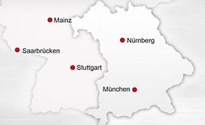 Standort in Bayern